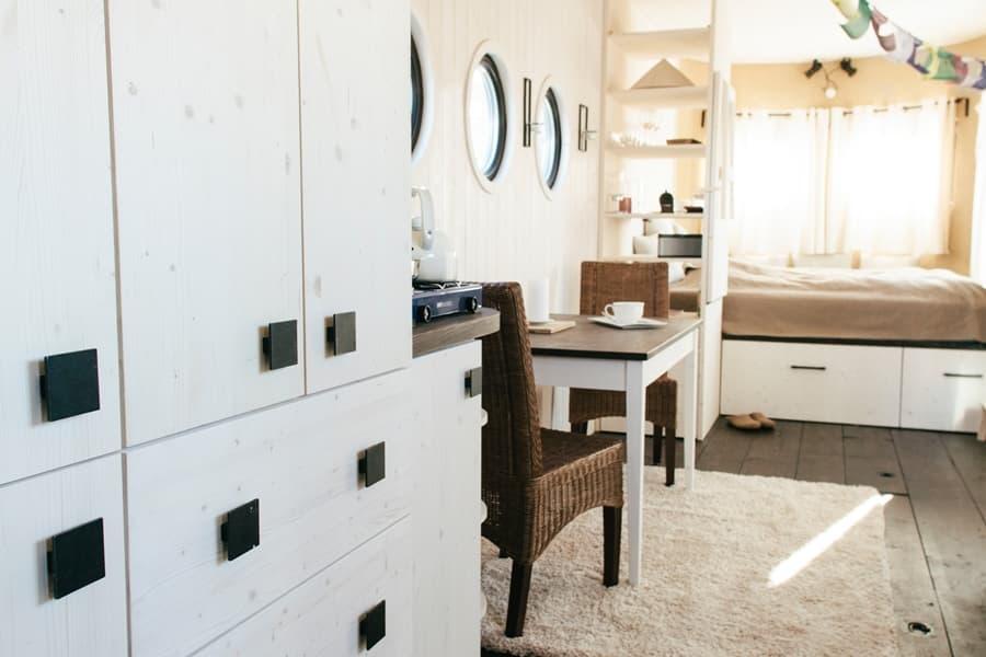 Tiny House mini maison pas cher pour grande liberté 28
