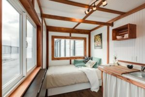 Tiny House mini maison pas cher pour grande liberté 45